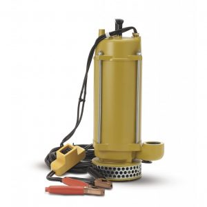 12 VOLT Porta-Matic Submersible